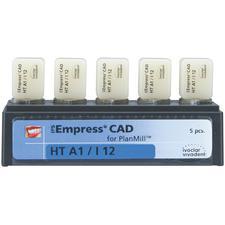 Blocs IPS Empress® CAD PlanMill™ - I12, 5/emballage