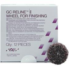 GC Reline™ II Finishing Wheel, 12/Pkg