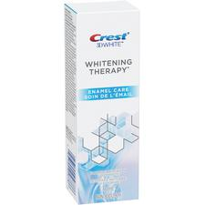 Crest® 3D White™ Whitening Therapy™ Enamel Care Toothpaste, Fluoride