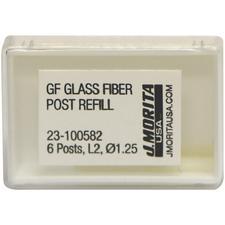GF Glass Fiber Post Refill Box – L2, 6/Pkg