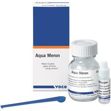 Ciment de scellement au verre ionomère Aqua Meron, 35g poudre