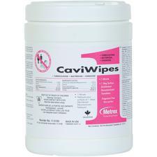 Petites lingettes CaviWipes1™ pour désinfection superficielle