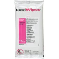 Petites lingettes CaviWipes™ pour désinfection superficielle