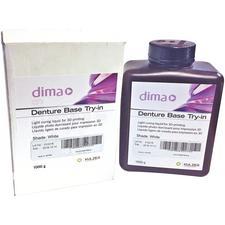 dima Denture Base Try-In Material, 1000 g Bottle