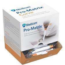 Pro-Matrix® Curve Contoured Maxtrix Band, 50/Pkg