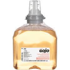 Gojo® Premium Foam Antibacterial Hand Soap Refill – 1.2 Liter Bottle, 2/Pkg