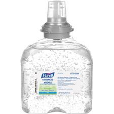Purell® TFX™ Advanced Hand Sanitizer – 1.2 Liter Bottle, 4/Pkg