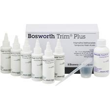 Résine acrylique provisoire en poly(méthacrylate de méthyle) (PMMA) Trim® Plus