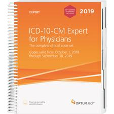 ICD-10-CM Expert For Physicians – 2019