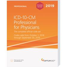 ICD-10-CM Professional For Physicians – 2019