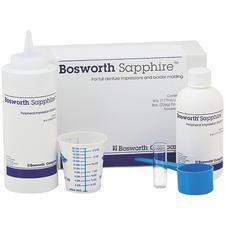 Sapphire™ Acrylic Peripheral Impression Material – Liquid Refill, 6 oz