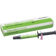 Lime-Lite™ Enhanced Light Cure Cavity Liner Refill, 3 ml Syringe