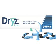 Dryz™ Blu Gingival Hemostatic Retraction Paste Unit Dose Capsules, 30/Pkg