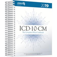 ICD-10-CM 2019 The Complete Codebook with Guidelines