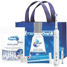 Oral-B® Gentle Clean Power Toothbrush System Bundle, 3/Pkg