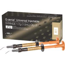 Seringues de composite injectable universel G-aenial™ – 1,7 g, 2/emballage