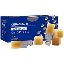 CERASMART® Planmill Blocks, 5/Pkg