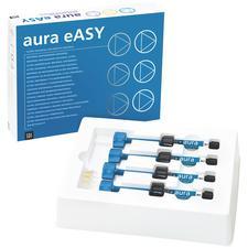 aura eASY Universal Composite Restorative Nanohybrid Syringe Intro Kit