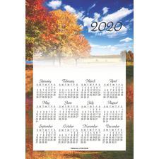 """Calendar Magnets, 4"""" x 6"""", 100/Pkg"""