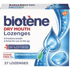 Biotène Lozenges – 27/Box, 12 Boxes/Case
