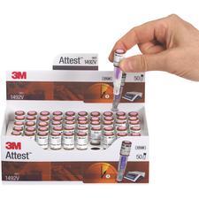 Attest™ Super Rapid Readout Biological Indicators, 50/Pkg