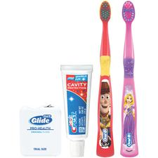 Oral-B® Manual Toothbrush Bundles – Kids 3+ Years, Toy Story/Disney® Princess, 72 Bundles/Box