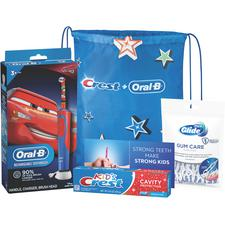 Crest® Oral-B® Kid's 3+ Power Toothbrush Bundles, 3/Pkg