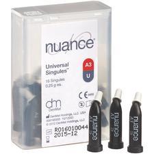 Nuance® Composite Universal Singules – 0.25 g, 16/Pkg