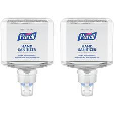 Purell® Healthcare Advanced Hand Sanitizer Ultra Nourishing™ Foam – Refill, 1200 ml Bottle