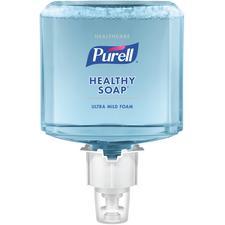 Purell® Healthcare Healthy Soap™ Ultra Mild Foam – Refill, 1200 ml Bottle
