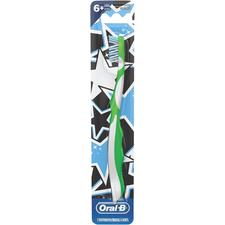 Oral-B® 6+ Year Soft Manual Toothbrushes, 6/Pkg