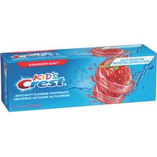 Dentifrice goût fraise Strawberry Rush™ Kid's Crest®