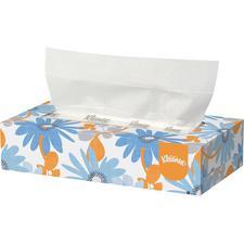 Mouchoirs KLEENEX®-- 21,3 cm x 20,3 cm, 36/emballage