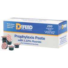 Defend® Prophy Paste, 200/Pkg