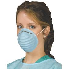 Defend® Economy Molded Masks, 50/Pkg