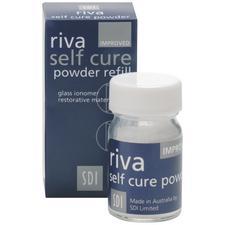 Riva Self-Cure Glass Ionomer Restorative, Powder Refill
