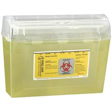 Sharps Container – 2.85 Liter, Yellow