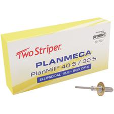 Two Striper® PlanMill® S Diamond Burs