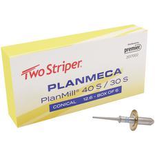 Two Striper® PlanMill® S Diamond Burs