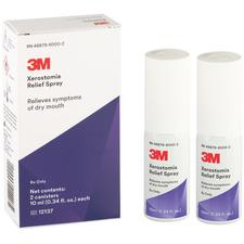 3M™ Xerostomia Relief Oral Spray Vial – 10 ml, 2/Pkg