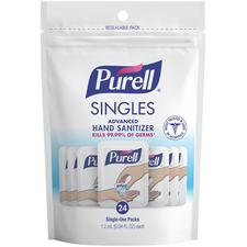 Purell® Advanced Instant Hand Sanitizer – Single Use, Nonsterile