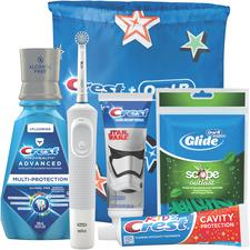 Crest® Oral-B® Kid's 6+ Power Toothbrush Bundle – Star Wars™, 3/Pkg