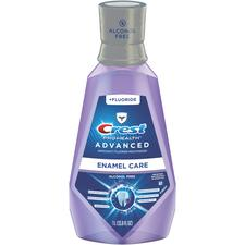 Crest® Pro-Health™ Advanced Enamel Care Mouthwash – 1 Liter Bottle, 6/Pkg