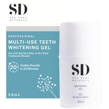 Naturals Whitening and Aftercare Gel – Professional Trial Offer, 50 ml Pump