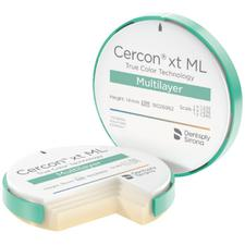 Disques xt ML Cercon®, 98mm de diamètre