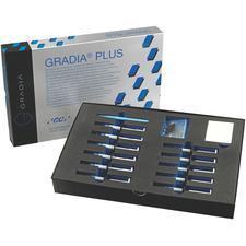 Système composite modulaire Gradia® Plus, ensemble monocorps