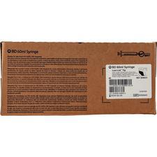 50 ml BD™ Syringe with BD Luer-Lok™ Tip, 40/Box