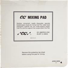 """Mixing Pads – Regular, 6"""" x 6"""""""