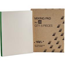 "Mixing Pads – No. 20, 3"" x 4"", 5/Pkg"