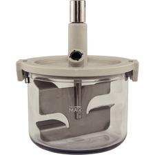 500 ml Vac-U-Mixer with Stainless Steel Paddle #6506 and Drive Nut #6375